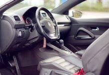 wnętrza auta