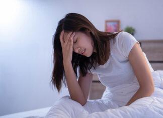 przyczyny problemów ze snem